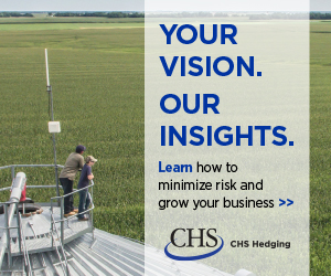 Your Vision. Our Insight. Learn more at CHS Hedging.